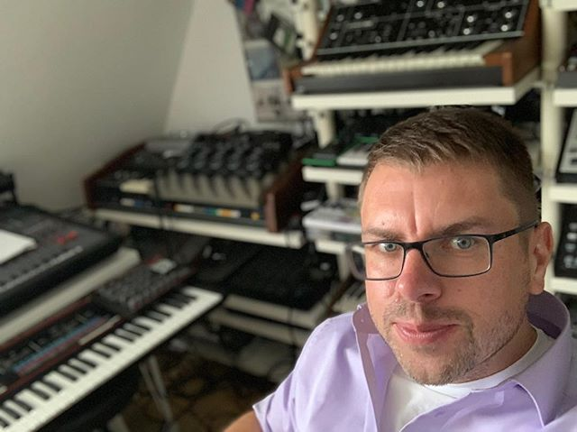 ... Love the Machines ! Happy to slowly return to making music after 12 years of working in the music industry background. A lot of news are coming. Stay analog and happy ...