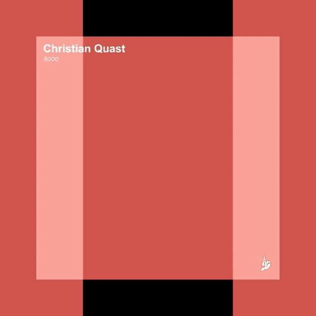 "Salto43_Christian Quast - 8000  Release 14.9.2018  Salto presents ""8000"" by Christian Quast. Minimal, reduced, postponed, live sessions. As usual analogoue snapshots that have been made in the past, but are no less powerful."