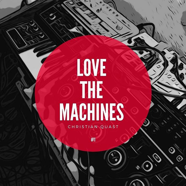 """""""Love The Machines"""" is a project that I have deferred for years, because I just missed the time. It is not a concept album, rather it is an ongoing project that reflects the love of synths and making music in all its facets. The genres are not well defined, it happens the way it happens and fits in the moment. This project will continue to evolve and soon there will be more info on the website www.lovethemachines.com. Until then, have fun with the first release.  Artist: Christian Quast Release: Love the Machines, Vol. 1 Label: Futureaudio Release Date: 24.12.2018 Tracks: 15"""