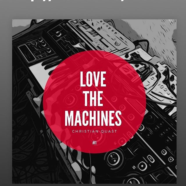 LOVE THE MACHINES, Vol. 1  Pre-order now available  http://smarturl.it/mcb5cy